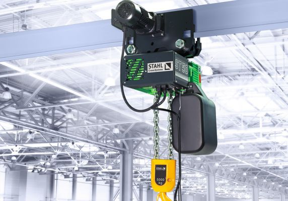 chain hoists canstahlwith safe working loads between 63 and 6,300 kg, explosion protected versions, modular design and countless off standard solutions the chain hoists are