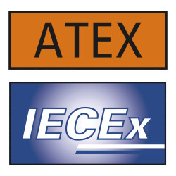 Logo ATEX-IECex