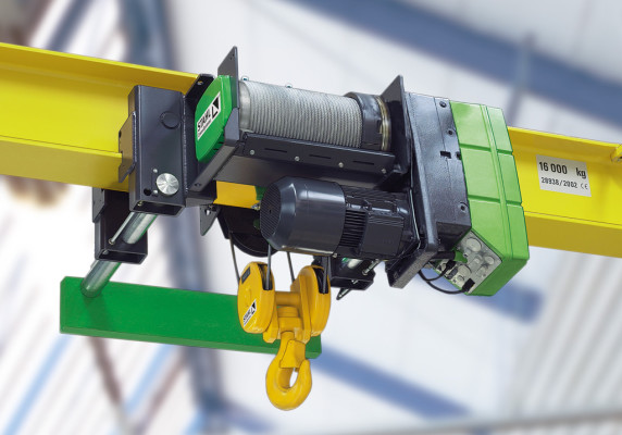 wire rope hoists canstahl rh stahl ca Battery Hoist Pulley Lift Hoist